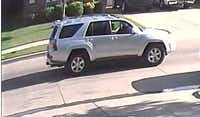 Police believe the vehicle that hit Caroline Muckleroy was a 2009 Toyota 4-Runner.