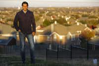 Nirav Tolia, CEO of Nextdoor, partnered with the Dallas Police Department in 2012. (Christian Randolph/The Dallas Morning News)