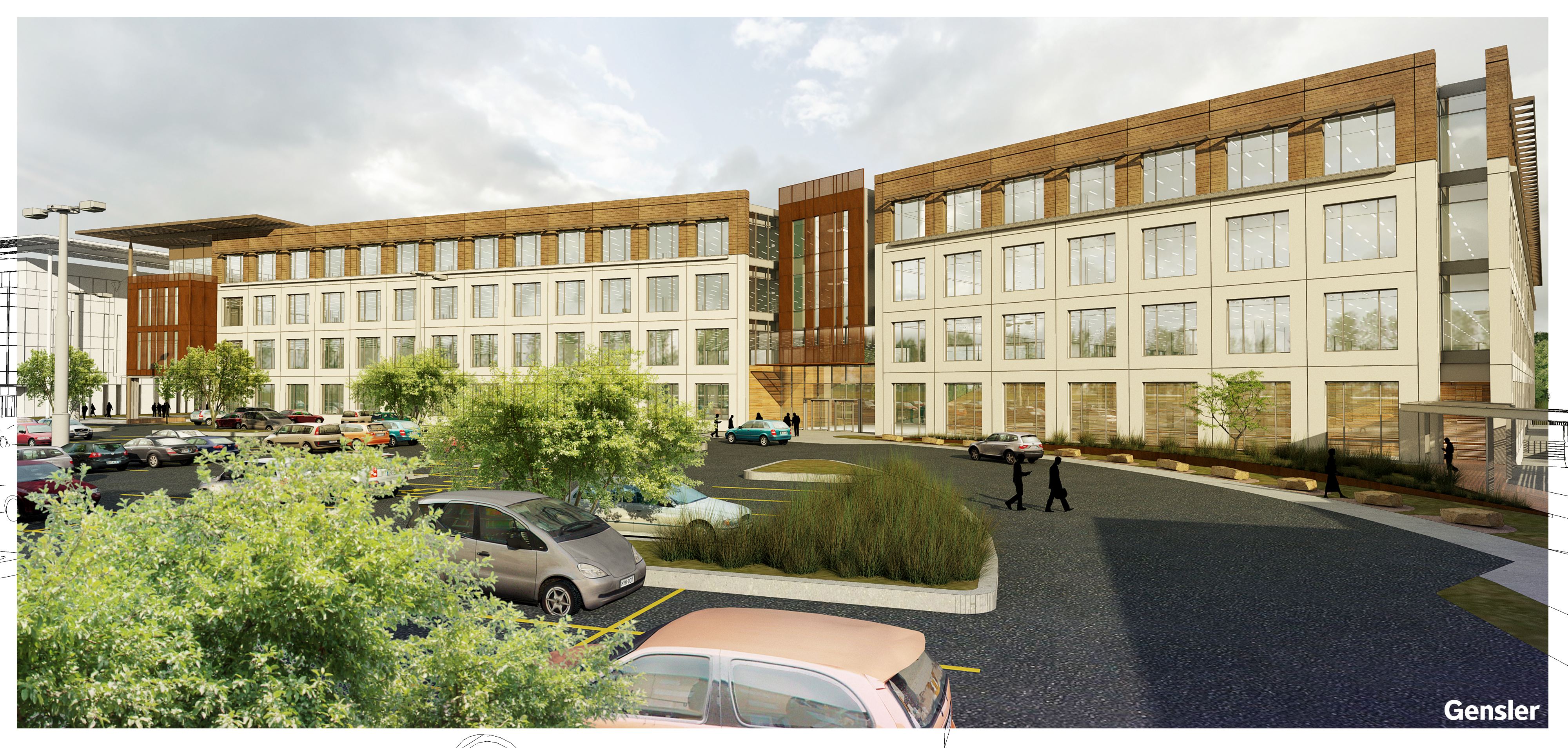 AmerisourceBergen breaks ground on Carrollton campus that'll house