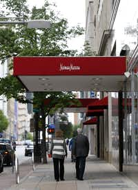 A number of problems plague Neiman Marcus, along with the retail industry as a whole. They include the growth of ecommerce, shifts in consumer buying trends and even low energy prices. (Rose Baca/Staff Photographer)