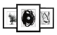 This is an example of framed black and white images you might be able to acquire at ArtMail.co.(Ekaterina Kouznetsova)