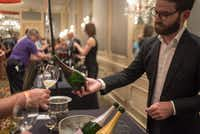 For fine wine aficionados, the go-to event at the New Orleans Wine and Food Festival is VINOLA, a tasting of premium wines. ((New Orleans Wine and Food Festival))
