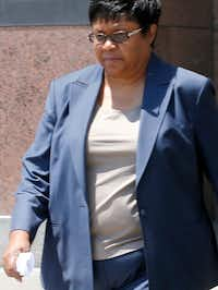 Kathy Nealy is charged in the same alleged bribery scheme as Price but will face trial at a later date. She is a political consultant and longtime friend of Price. (David Woo/The Dallas Morning News)