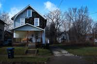 A property in Akron, Ohio, owned by Harbour Portfolio Advisors, one of largest sellers of foreclosed firms in the nation, Dec. 18, 2015.((Michael F. McElroy/The New York Times))