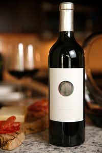 Component wine at the home of Michael and Rachel Kennedy. (Rose Baca/The Dallas Morning News)(Staff Photographer)