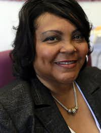 Toni Pippins-Poole oversees Dallas County elections. (File Photo/The Dallas Morning News) (THE DALLAS MORNING NEWS)