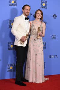 We discover through a song, film or story that we are not alone. Ryan Gosling and Emma Stone raked in Oscars for La La Land.(Jordan Strauss/Invision)