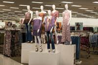 New mannequins in Target.(Courtesy photo)