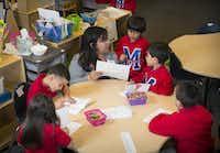 A Momentous School classroom at the institute's Oak Cliff campus.(Momentous Institute)