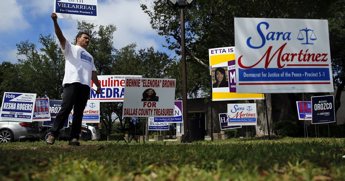 Texas needs tougher laws to reel in mail-in vote fraud