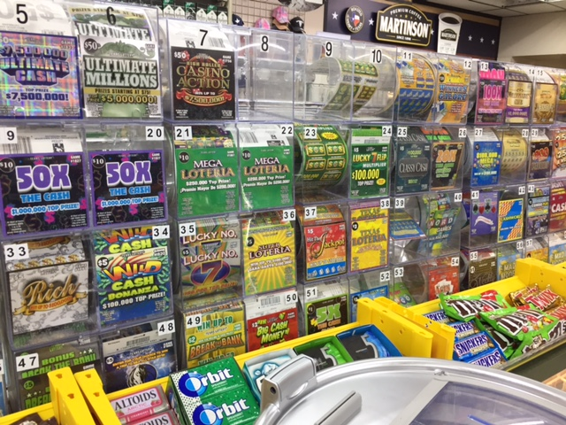 Texas Lottery hides a number that's key to winning $1 billion