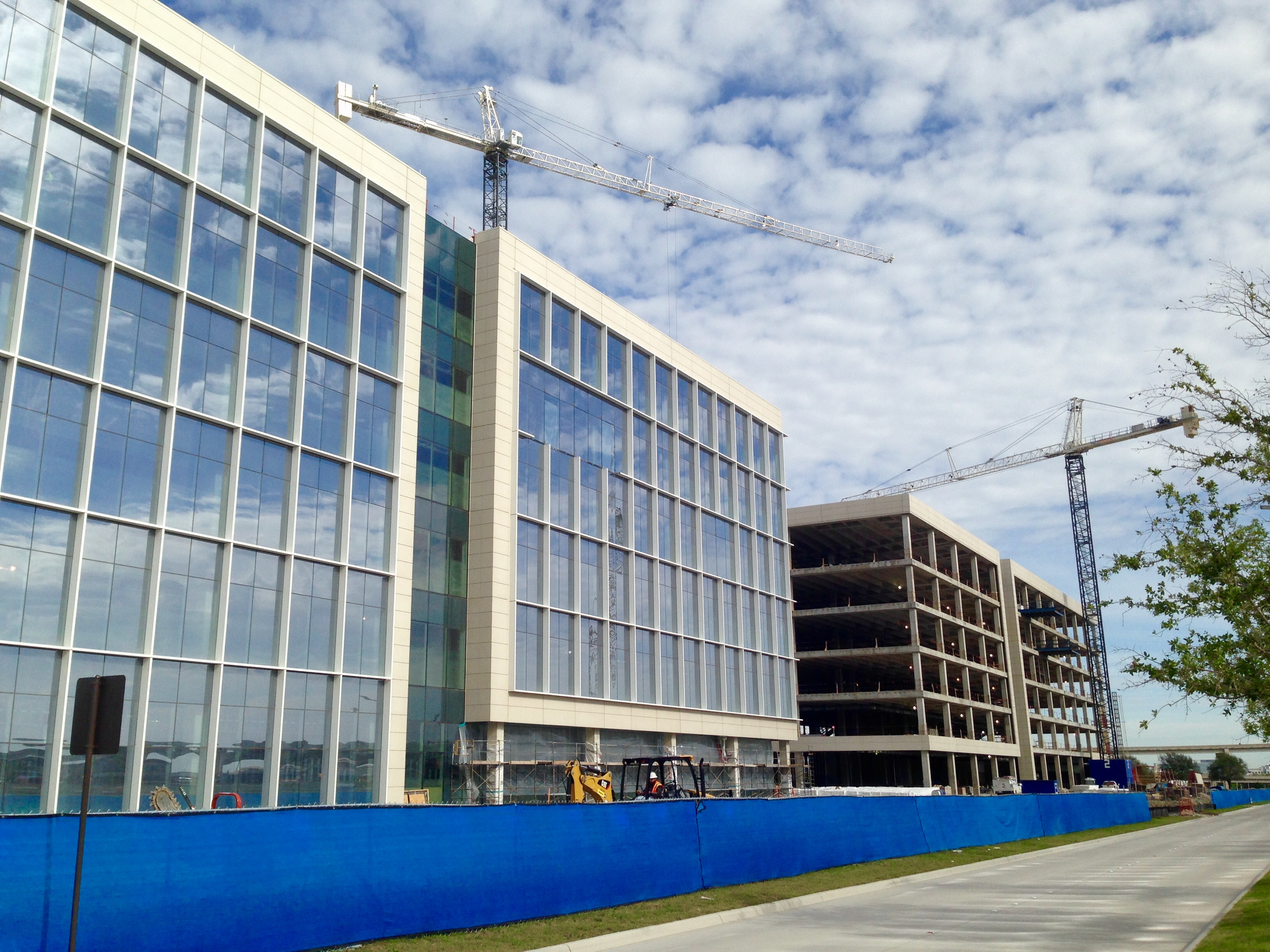 Chase\'s $300 million Legacy West project in Plano tops out | Real ...