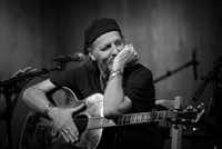Singer-songwriter Jimmy LaFave performs at Threadgill's in Austin on Friday night, April 21, 2017.(Photo by Rodney Bursiel)