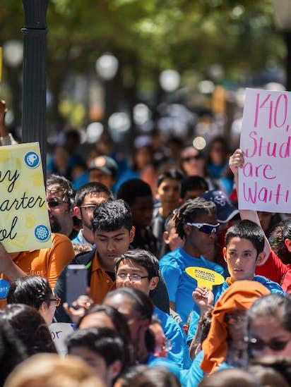 Dallas Area Charters Lag Behind Traditional Public Schools