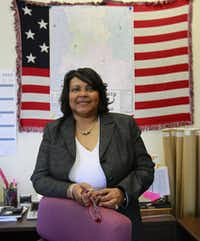 Toni Pippins-Poole is Dallas County elections administrator. (2011 File Photo/Staff)