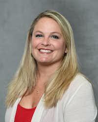 Shanae Jennings is Irving city secretary.