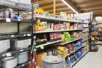 Pet supplies section in grocery store((Bill Oxford/Getty Images))