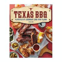 Texas BBQ has beautiful photos and inspiring recipes. (Oxmoor House)