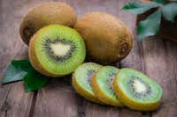 Kiwi fruit slices(Amarita/Getty Images/iStockphoto)