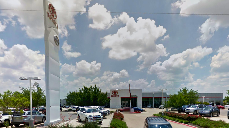 Toyota Rockwall >> Toyota Of Rockwall Taken To Task After Manager S Wife Wins Raffle