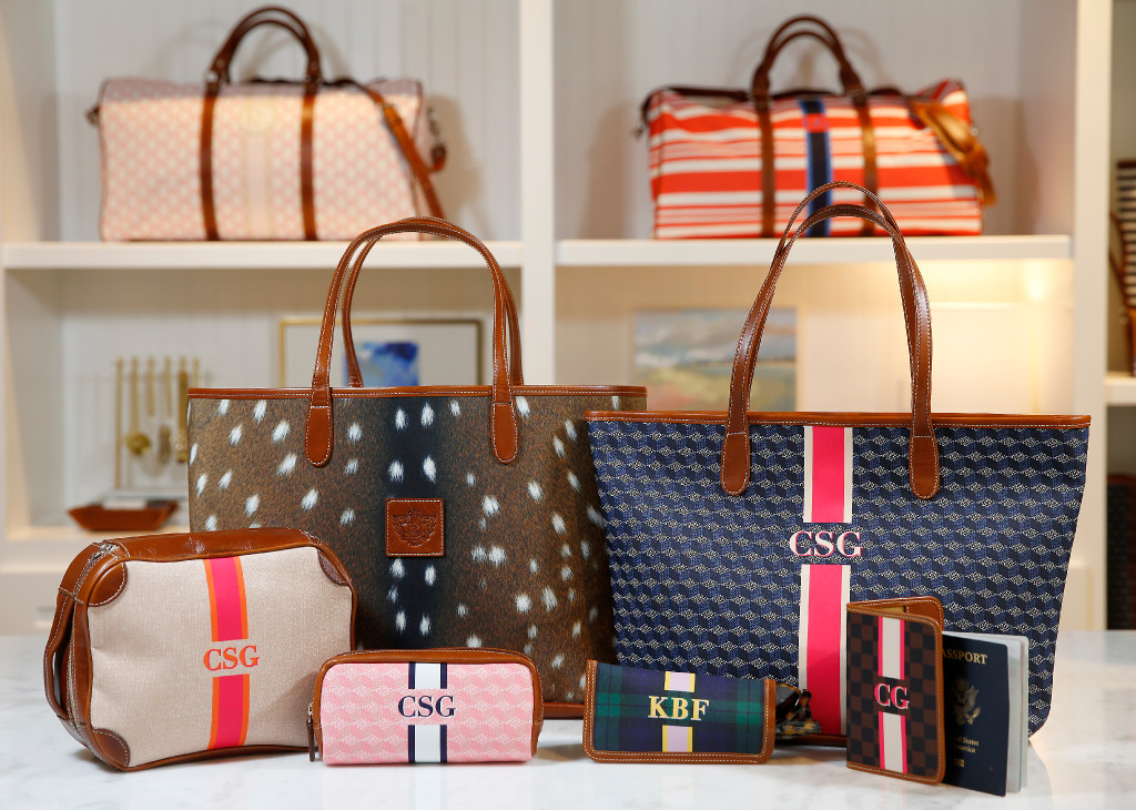 f4fb63c823d9 Tiny Dallas retailer hopes a handbag you have a hand in can compete with  Coach
