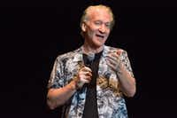 """""""I'm not a sore loser,"""" Maher said of the election outcome. """"I just miss normal.""""<div><br></div>((Joel C. Winburne))"""