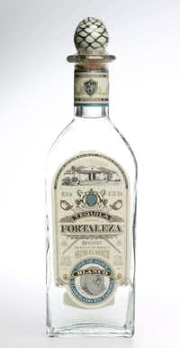 Tequila Fortaleza Blanco (Andy Jacobsohn/Staff Photographer)