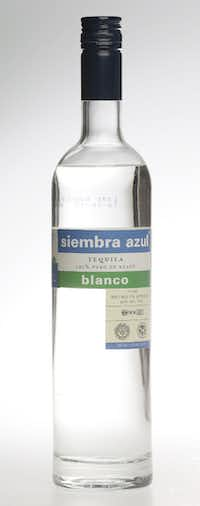 Ssiembra Azul Tequila Blanco (Andy Jacobsohn/Staff Photographer)