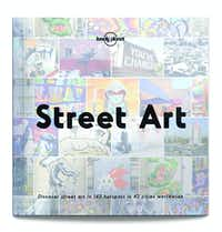 Lonely Planet's <i>Street Art</i> book (Lonely Planet)