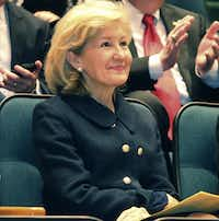 Kay Bailey Hutchison served nearly 20 years in the Senate. (Ron Baselice/Staff Photographer)