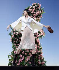 Neiman Marcus' spring campaign comes to life through a special photography exhibition by Geof Kern (Geof Kern)