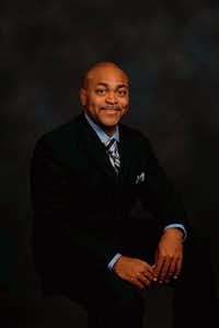 M.L. Dorsey, the Edwards family's pastor, delivered the most rousing remarks at the funeral.(Facebook)