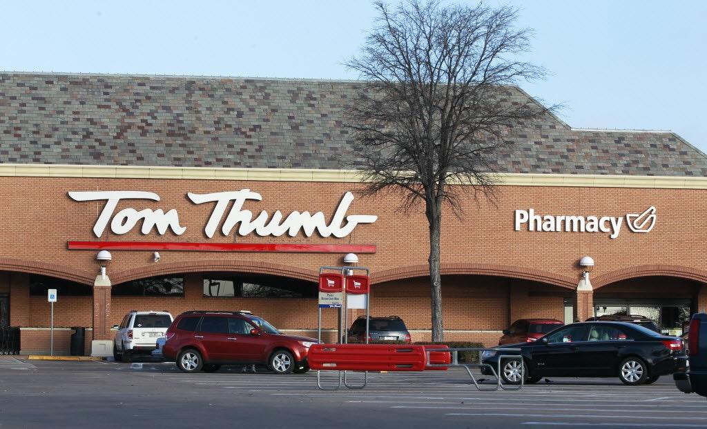 Tom thumb store hurst tx