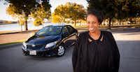 "Erica Griffin, 40, has been an On the Road Lending client since November.(<p><span style=""background-color: transparent; font-size: 1em;"">John B. Sutton, Jr. / Sutton Pictures</span></p>)"