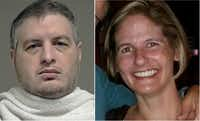 Kenneth Amyx is accused of killing Jennifer Streit-Spears in her Plano apartment last year.