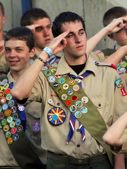 boy scouts to lose 185 000 mormon members as church starts own