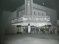 The Forest Theater in the mid-1950s(R.C. Hickman)