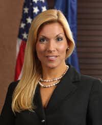 Former Irving Mayor Beth Van Duyne