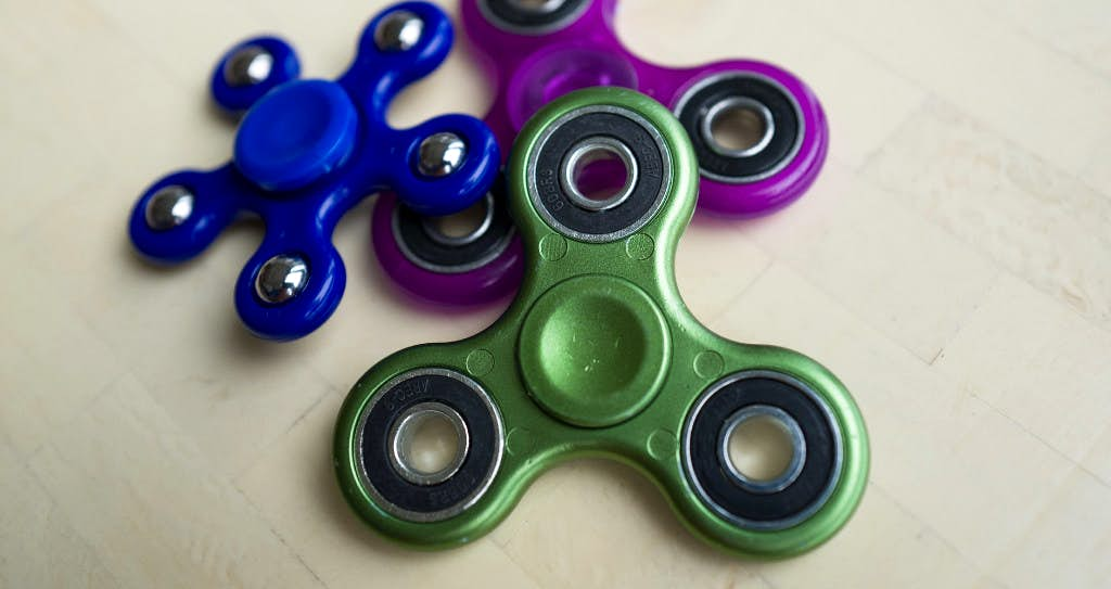 Fid spinner sent Texas girl to operating room mom warns other