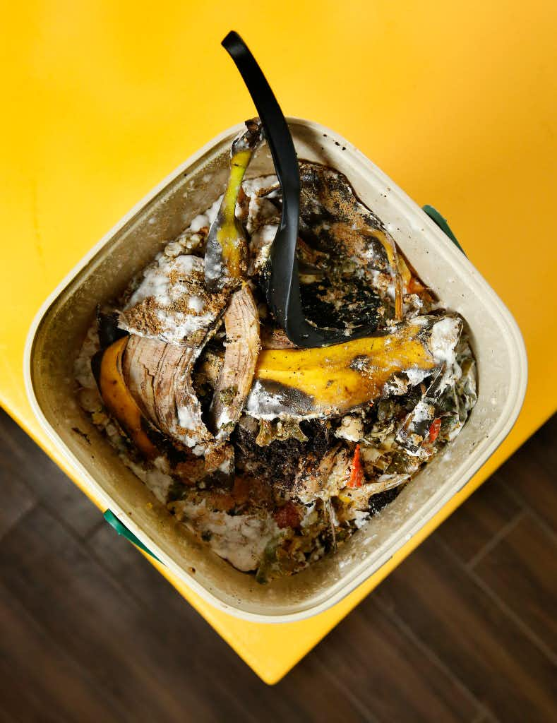 Bokashi composting may be one of the easiest ways to combat food waste in landfills