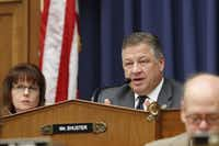 House Transportation Committee Chairman Bill Shuster, R-Pa. is among the biggest boosters of privatizing the nation's air traffic control system.(Pablo Martinez Monsivais/The Associated Press)