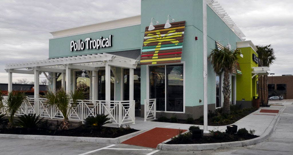 Pollo Tropicals Addison Based Parent Announces Layoffs