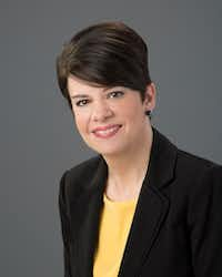 Amy Adkins is outgoing president of the Fort Worth Symphony Association.(Fort Worth Symphony Association)