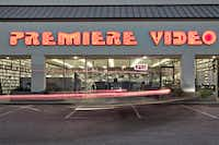 Sooner than later, the Premiere Video sign will be turned off and removed from its longtime storefront on Mockingbird. I can't imagine.(Facebook/Premiere Video)