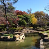 """Japanese Garden at Kidd Springs Park in Oak Cliff(<p><span style=""""font-size: 1em; background-color: transparent;"""">Cynthia Mulcahy/Friends of Oak Cliff Parks</span></p><p></p>)"""