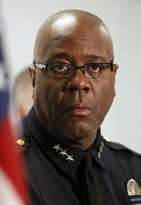 Keith Humphrey, now the police chief in Norman, Okla., is former chief of the Lancaster Police Department.(2010 File Photo)