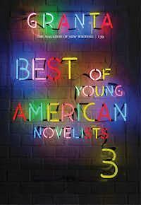 "Granta magazine's ""Best of Young American Novelists"" included Karan Mahajan.(Granta)"