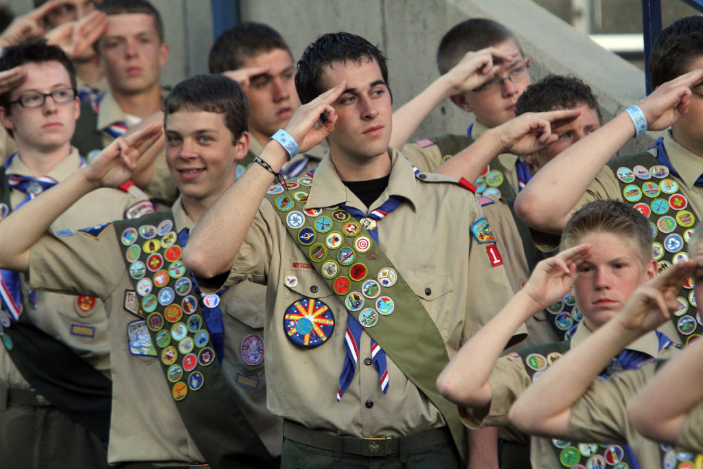 The Mormon split from the Boy Scouts has been a long time coming ...