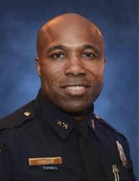 Abdul Pridgen(Fort Worth Police Department)