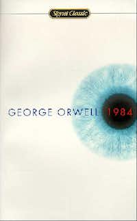 1984, by George Orwell(File photo)